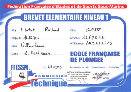 Plongée sous marine, l'école de plongée à Paris 75012, Ile de France,
